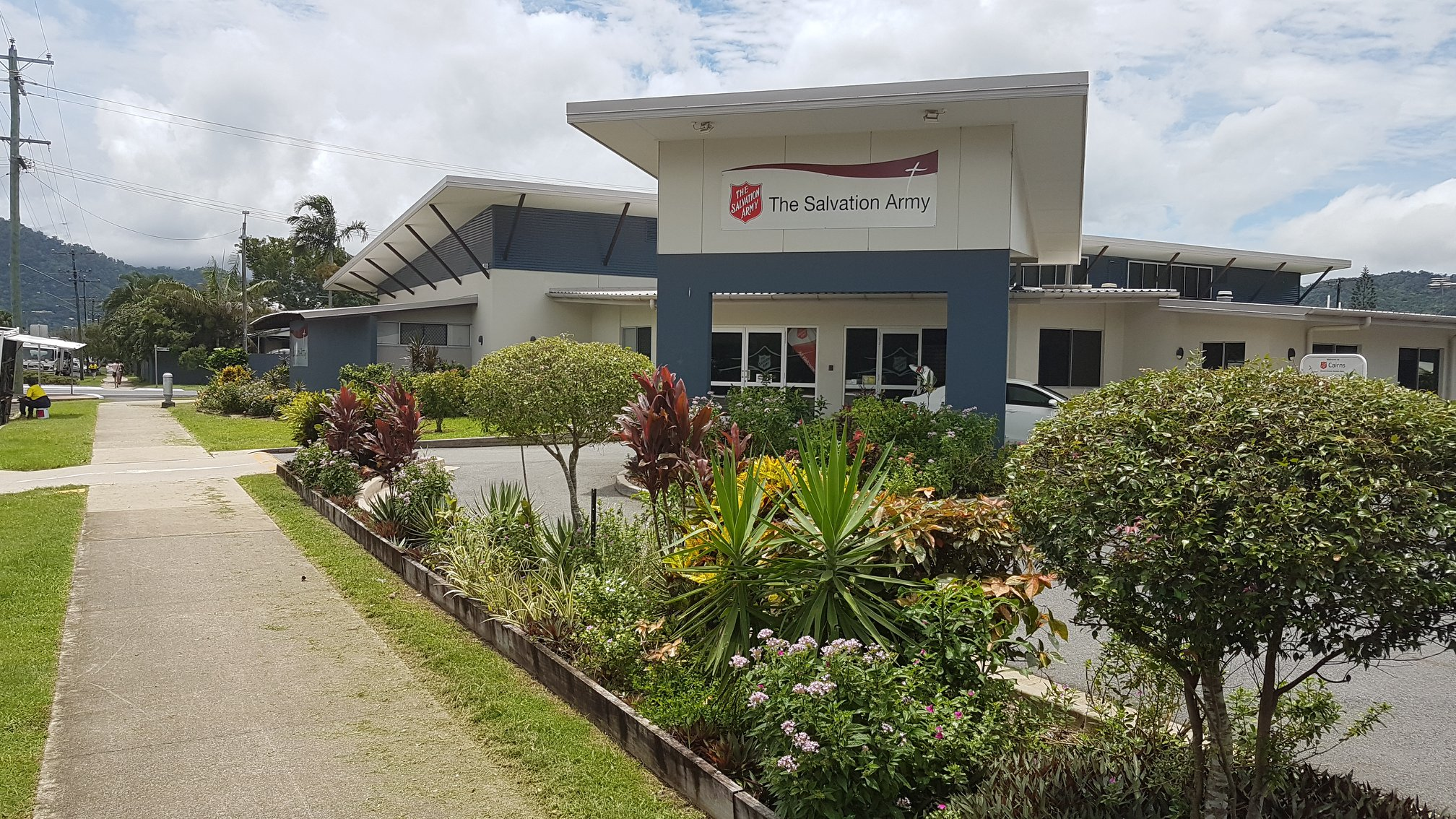 Salvation Army Cairns